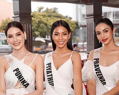 Miss Universe Thailand 2020 Live Blog Full Results