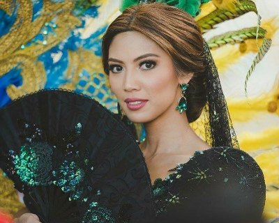 Nicole Cordoves nails the Preliminary Competition of Miss Grand International 2016
