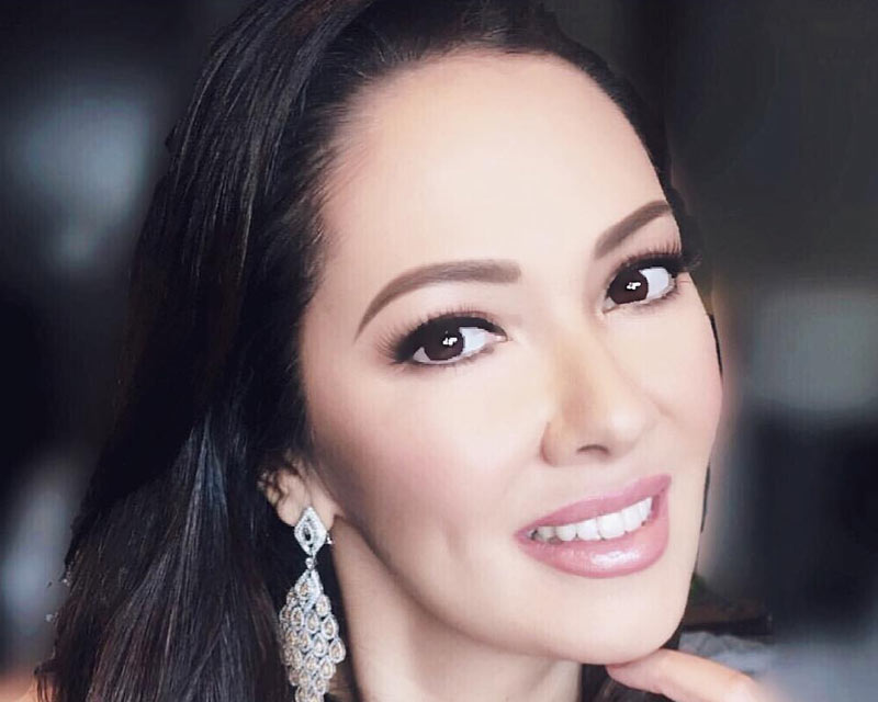 Former Filipina Beauty Queen's daughters harassed in Malaysia!