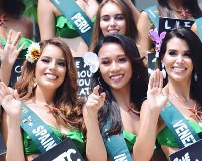 Miss Earth 2019 first Press Presentation held