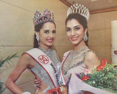 Tatiana Nandha Kumar stripped of Miss Malaysia World title for making offensive comments