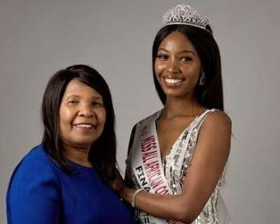 Kenya's Rehema Muthamia crowned Miss All African Colours England