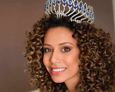Lyna Boyer crowned Miss Reunion Island 2020 for Miss France 2021
