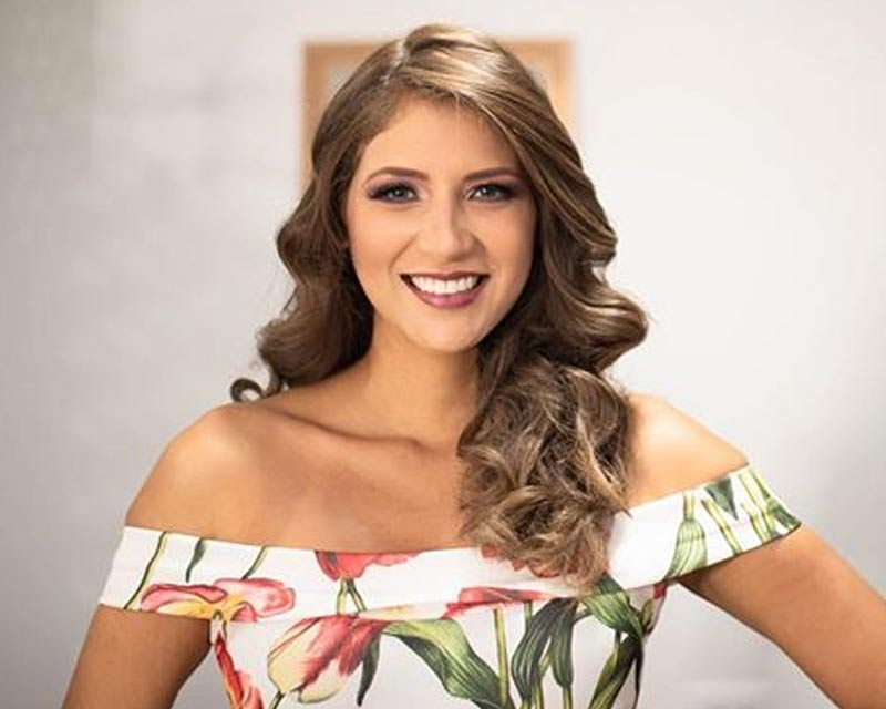 Angie Quintero – Eighth Delegate of Miss Earth Colombia 2018