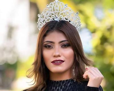 Selena Urias to represent Belize in Miss International 2019