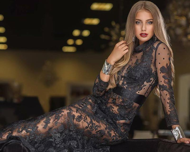 Nikola Uhlířová Miss Grand Czech Republic 2017, our favourite for Miss Grand International 2017