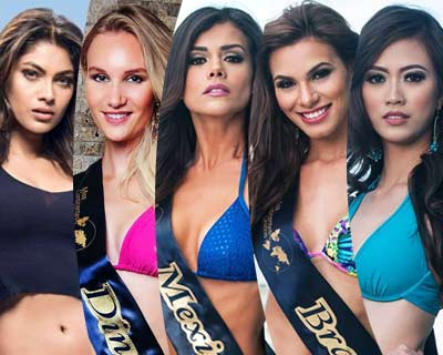 Miss United Continents 2016 Top 5 Hot Picks