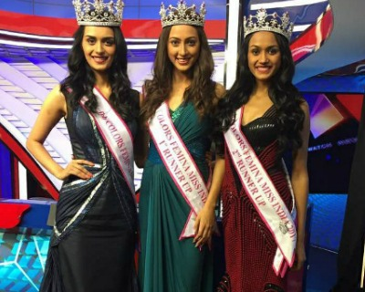 Experience the crowning moment of Femina Miss India 2017