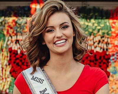 Kaylee Brooke McCollum Miss Mississippi Teen USA 2019, delegate of Miss Teen USA 2019