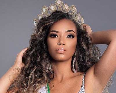 Lady Leon crowned Miss Grand Dominican Republic 2020