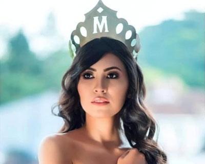 Cristell Esquivel – Thirteenth Delegate of Miss Earth Colombia 2018
