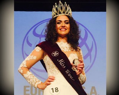 Michela Galea crowned as Miss World Malta 2017