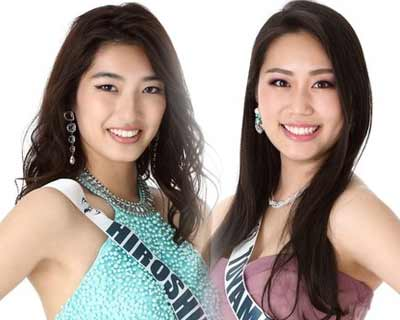 Miss Earth Japan 2019 Meet the Finalists
