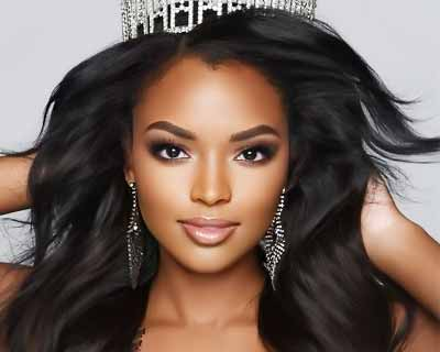 Asya Branch of Mississippi crowned Miss USA 2020