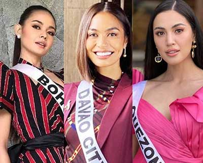 Miss Universe Philippines 2020 Final Hot Picks