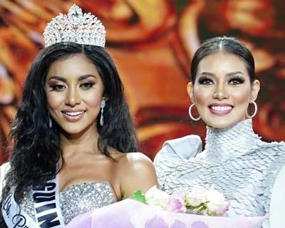 Resham Ramirez Saeed crowned Miss Supranational Philippines 2019