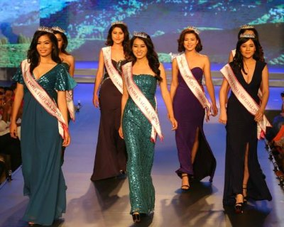 Femina Miss India 2017 official crowning of East Zone Winners