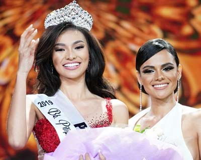 Emma Mary Tiglao crowned Miss Intercontinental Philippines 2019