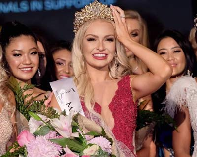 Australia withdraws participation from Miss Grand International 2020 due to travel restrictions