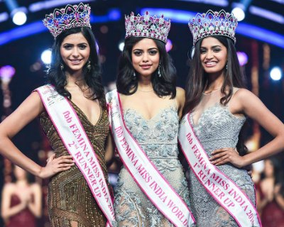 Femina Miss India West 2017 finals on 23rd May 2017