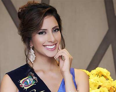 Miss United Continents Ecuador 2018 Gabriela Carrillo
