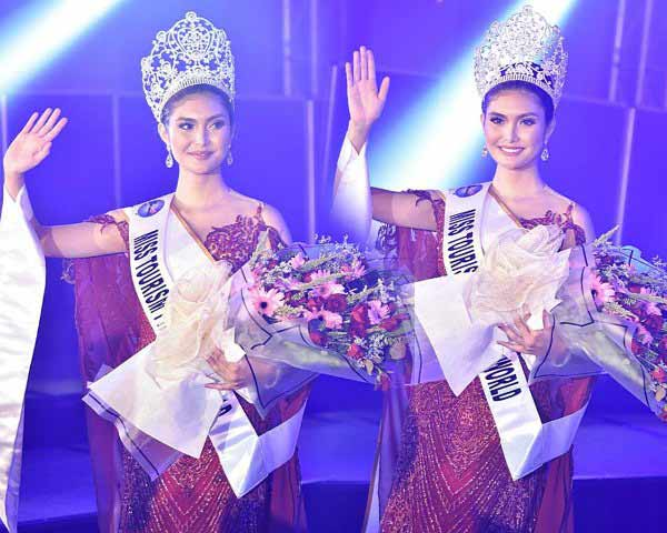 Marian Angelu Alcantara crowned as Miss Tourism Philippines 2017