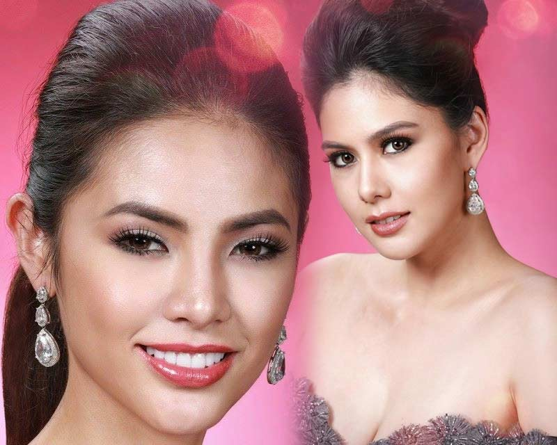 Beauties from Kagandahang Flores Camp for Binibining Pilipinas 2018