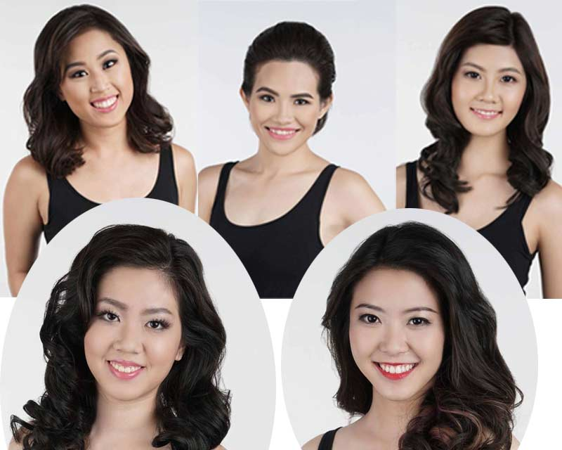 Miss Singapore International 2017- Meet the Contestants