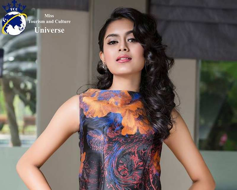 It's time to rule Miss Universe stage for Swapna Priyadarshini