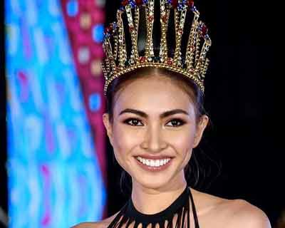 Binibining Cebu 2020 Beatrice Luigi Gomez celebrates one year crown anniversary