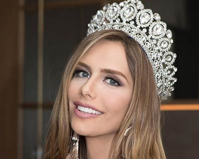 Will Angela Ponce from Spain become the first ever transgender Miss Universe?