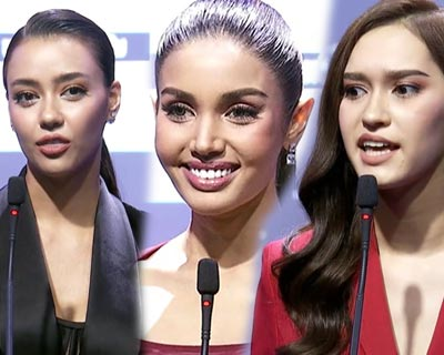 Best orators at Miss Universe Thailand 2020 Audition day