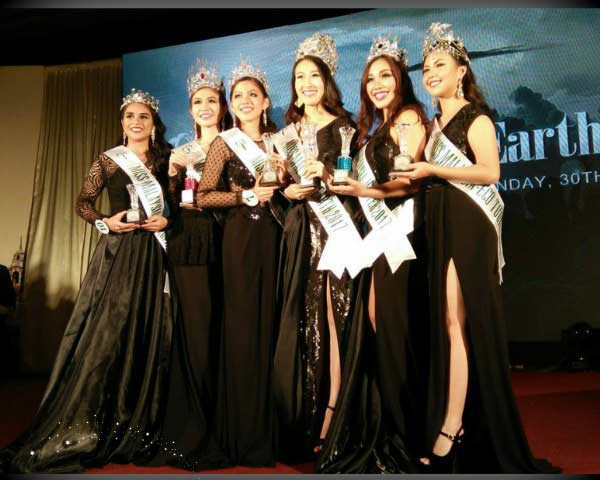 Cherish Ng crowned as Miss Malaysia Earth 2017