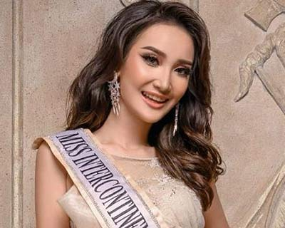 Bella Aprilia Sant to represent Indonesia at Miss Interncontinental 2020