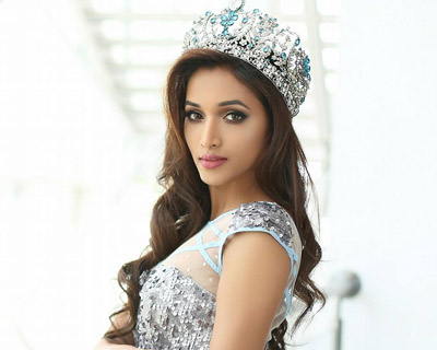 Reigning Miss Supranational Srinidhi Shetty spreads her magic in Cannes