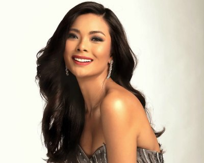 Maxine Medina attends send off party before Miss Universe 2016