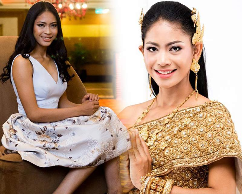 Keo Senglyhour to represent Cambodia in Miss Earth 2018