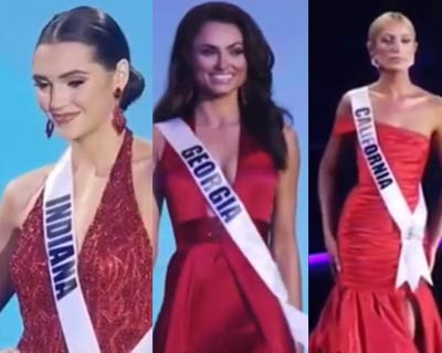 Our favourite Evening Gowns from preliminary competition of Miss USA 2020