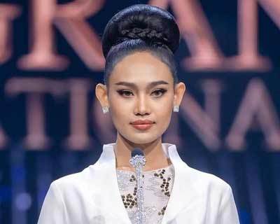 Miss Grand Myanmar 2020 Han Lay to stay in Thailand for next two months