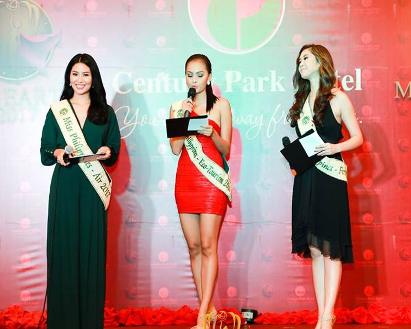 'Veiled' Form and Figure Preliminary Judging of Miss Earth 2017