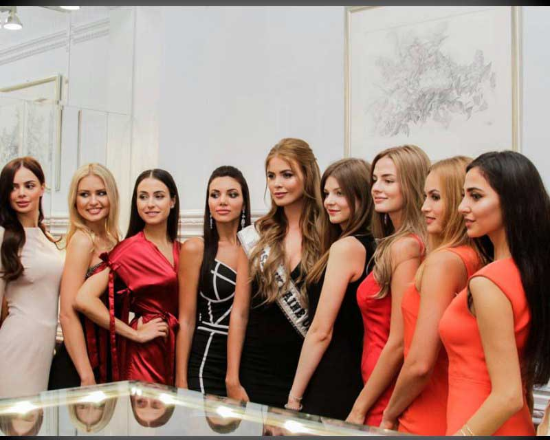 Miss Ukraine Universe 2017 - Meet the contestants