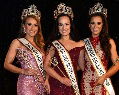 Ashleigh Wild crowned Miss Grand England 2019