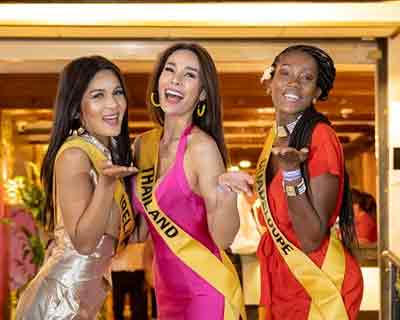 Miss Grand International 2019 Schedule of Events and Activities