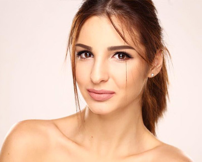 Caun Nikoleta appointed Miss Supranational Moldova 2018