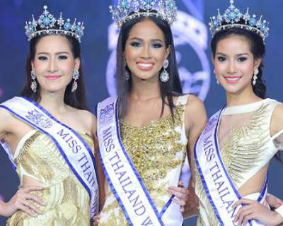 Miss Thailand World 2015 - Meet the Contestants