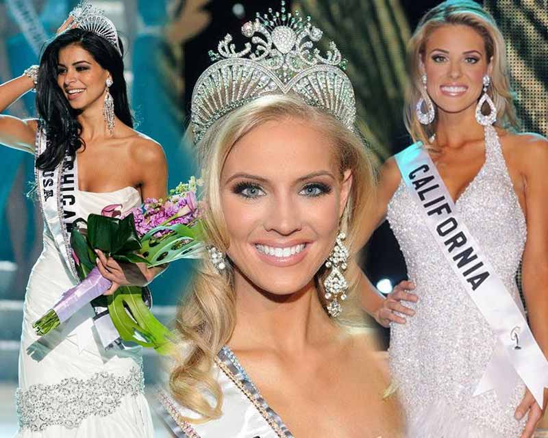 Most Controversial beauty queens from The United States of America