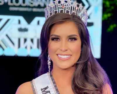 Tanya Crowe crowned Miss Louisiana USA 2021 for Miss USA 2021