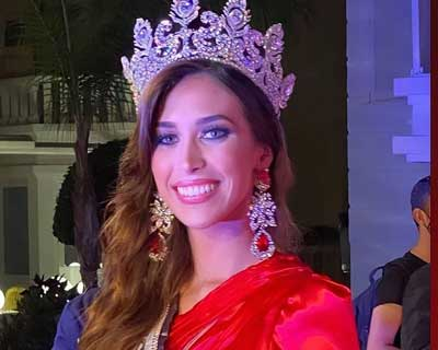 Andrea Martínez crowned Miss Universe Spain 2020