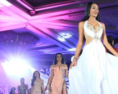 Lovely Ladies of Miss Bikini Philippines 2016 in Elegant and Flattering Long Gowns