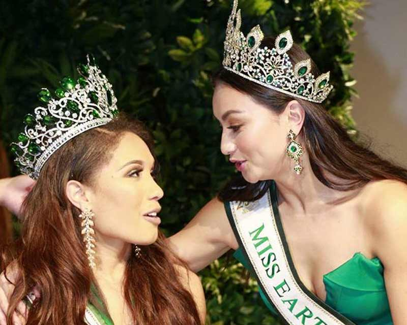 Miss Earth New Zealand 2018 Winner and Elemental Queens